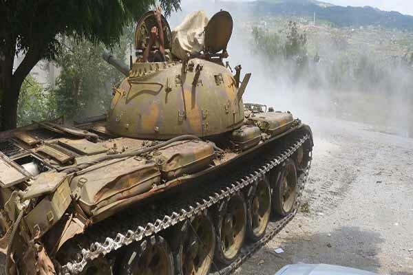 تسلط ارتش سوریه بر مناطق جدیدی در حومه ادلب