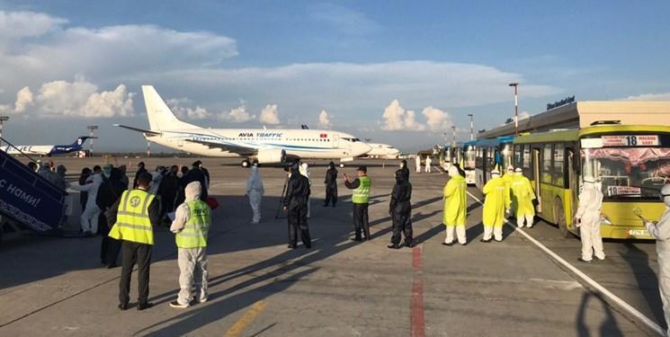 قرقیزستان 176 تبعه خود را از روسیه برگرداند