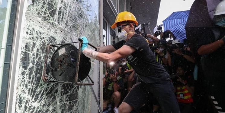 چین: بعضی اعتراضات سال گذشته در هنگ کنگ ماهیت تروریستی داشته است