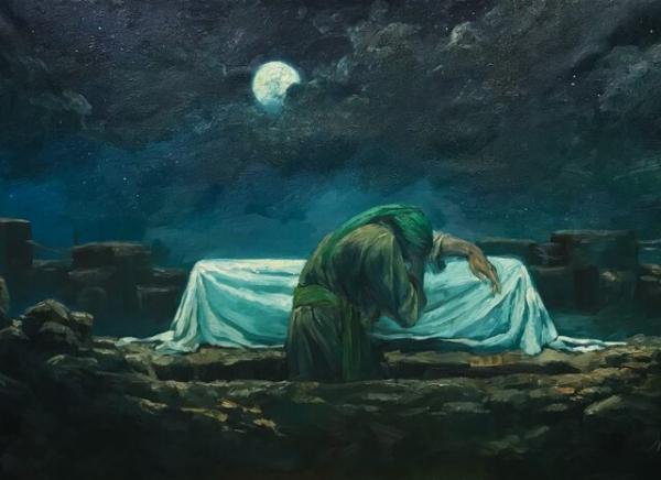وداع هنری با بانوی دو عالم