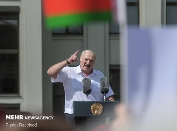 اتحادیه اروپا در تدارک تحریم های جدید علیه بلاروس است