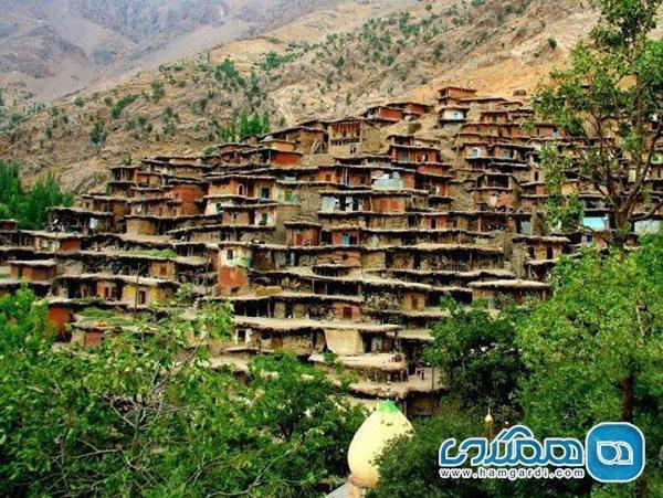 مدرنیته در کمین یکی از روستاهای تاریخی در چهارمحال و بختیاری